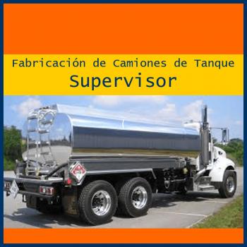 Camiones Tanque - Supervisor